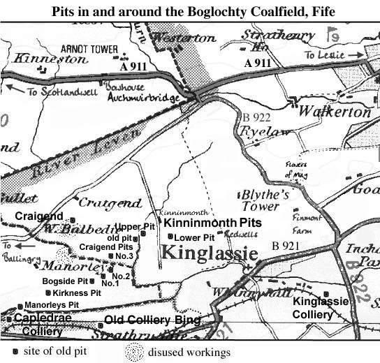 Pit-C-4 Capledrae Colliery